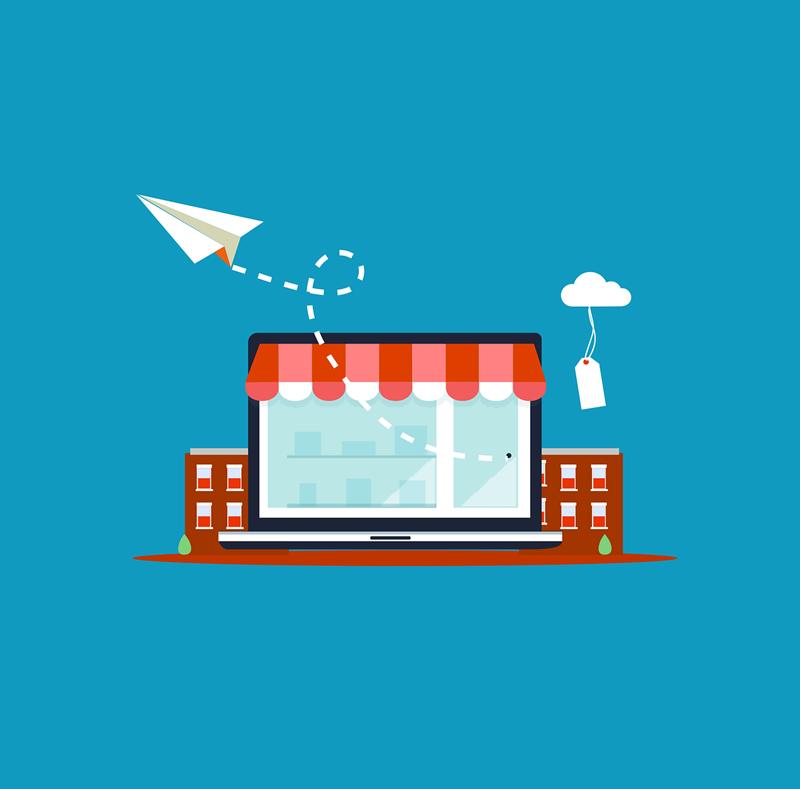 Kas yra e-komercija